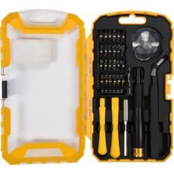 64384 Zestaw do naprawy telefonów komórkowych - 32 elementy