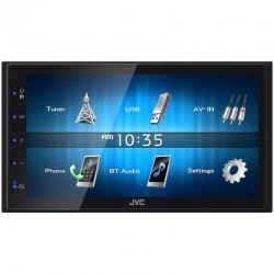 KW-M24BT JVC stereo aparatūra