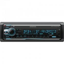 KDC-X7200DAB Kenwood Automobilių radijas
