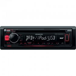 KDC-DAB400U Kenwood Automobilių radijas