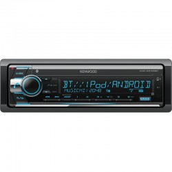 KDC-X5200BT Kenwood stereo aparatūra
