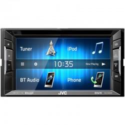 KW-V240BT JVC stereo aparatūra