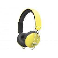 32-792 Blow HDX200 Ausinės Geltonos ausinės