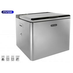 Turistinis šaldytuvas 35L absorbcinis 12V 24V 230V Dujos