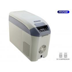 Turistinis šaldytuvas automobilių 18L kompresorius 12V 24V... (NVOX K18F)