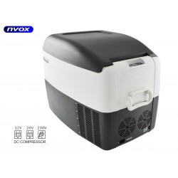 40L kompresorius turistinis šaldytuvas su kompresoriumi 12V 24V 230V... (Nvox K41Y)