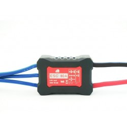 Regulator FrSky FrESC32_80A 3-6s 65g 5-12V