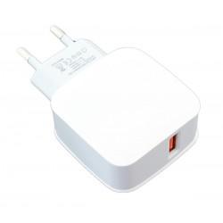 PLP37B USB 3.0 baltas greitas įkroviklis
