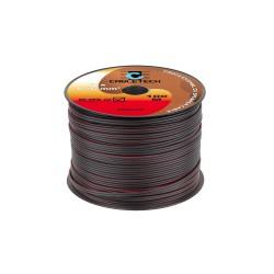 0.16mm juodas garsiakalbio kabelis