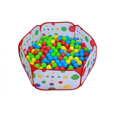 AG184B Sausas baseinas kamuolys kaip kojec