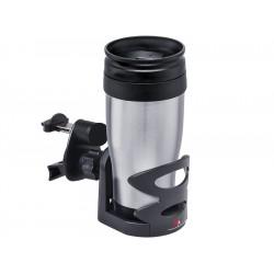 Automobilinis puodelio laikiklis, gėrimai Maclean MC-683 universalus