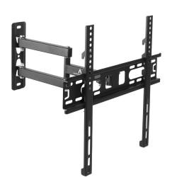 "Televizoriaus ar monitoriaus laikiklis 26-55 ""30 kg universalus Maclean MC-761 black max vesa 400x400"