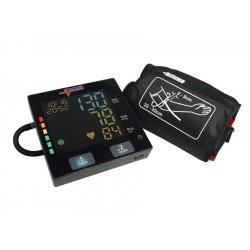 Ciśnieniomierz naramienny ProMedix PR-9200 - dotykowy duży kolorowy wyświetlacz WHO