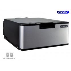 Automobilinis stalčiaus šaldytuvas 23l kompresorius 12v 24v
