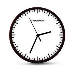 EHC010W Esperanza zegar ścienny budapest biały