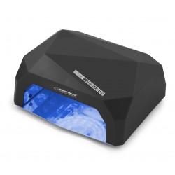 EBN002K Esperanza UV lempa hibridiniam lakui oniksas 36w juoda