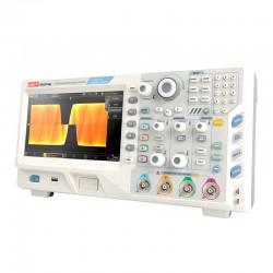 Oscyloskop Uni-T UPO3154E z wyświetlaczem wykonanym w technologii Ultra Phosphor