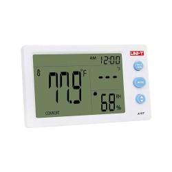 Meteorologinė stotis (temperatūros matuoklis) Uni-T A10T