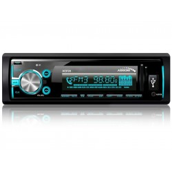 Automagnetola Audiocore Bluetooth Multicolor AC9720 MP3/WMA /USB/RDS/SD ISO
