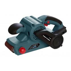 Szlifierka taśmowa 810w, 533x76mm, 200-380m/min, kufer