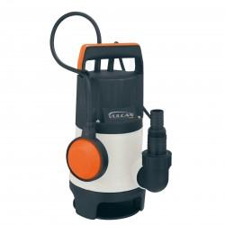 Pompa zatapialna do wody brudnej 400 w, 5 m / 5 m