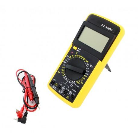 Ag102A Meter Digital Dt9205A
