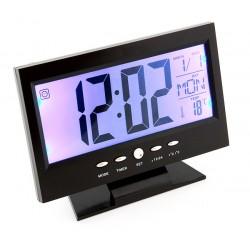 ZG8 Zegar biurkowy z termometrem lcd