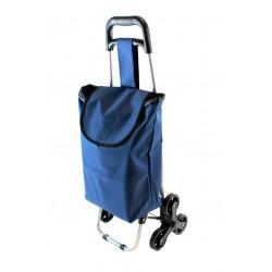 AG405B Pirkinių krepšelis - vežimėlis , 6 ratai