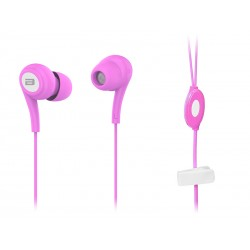 32-784 Słuchawki Blow B-15 różowe douszne