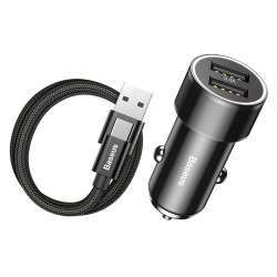 Automobilinis įkroviklis USB-C