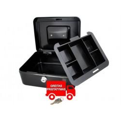 """""""Cashbox"""" 3 spalvos Moneybox """"Storage Money Sparkassette New 822"""