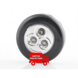Savarankiška klijavimo lempute 3LED