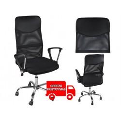 """Biuro kėdė puikiai tinka """"Desk Mesh Net"""" dizaino spalva"""