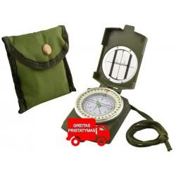 Karo kompaso krepšio apsauga Žalioji lauko žygiai medžiokles stovyklavieteje 5717