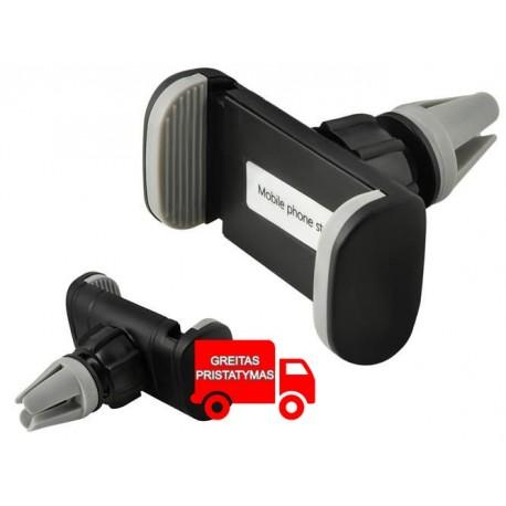 """""""Smartphone Holders 3.5-6"""" automobilinis sunkvežimis Ventiliacijos žibintai Ventiliacijos lizdai 360 ° 6044"""