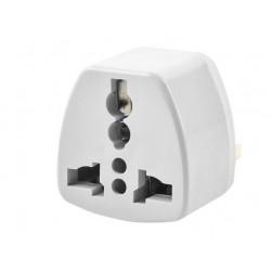 Keliones adapteris JK i ES adapterio kištukini maitinimo adapteri Kelioninis kištukas 7798
