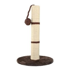 """Kačiu medžio paštas 45cm """"Sisal"""" + rudas žaislas 7931"""