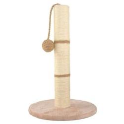 p Kačiu medžio kailis 45cm Sisal + Toy Grey 7932 /p