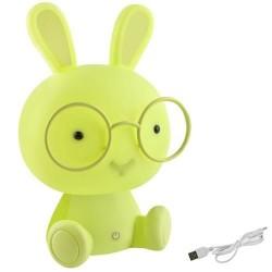 Naktinis lempute vaikams Bunny 30cm LED 8596