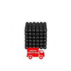 Kulki magnetyczne 216szt. 5mm - czarne