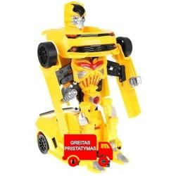 """Nuotolinio valdymo robotas """"2in1"""" su rankos judesiu 9598"""