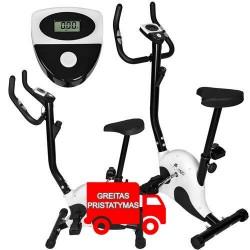 Stacionarus sportinis dviratis su kompiuteriu 10015