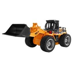 Didelis nuotolinio valdymo buldozeris su buldozeriu XXL 9512