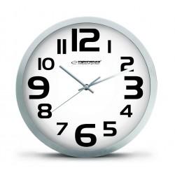 EHC013W Sieninis laikrodis Ciurichas baltas