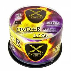 1170 DVD+R 4,7GB X16 - Cake Box 50 sztuk Extreme