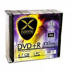 1173 Dvd+r extreme 4,7gb x16 - slim case 10 szt.