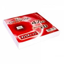 1195 Dvd+r titanum 4,7gb x8 - koperta 10