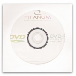 1074 Dvd-r titanum 4,7gb x8 - koperta 1 szt.