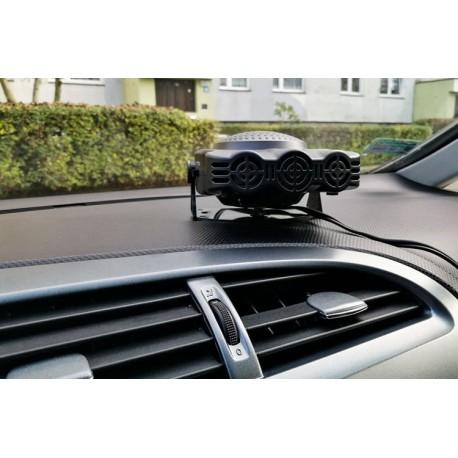 Šildomas ventiliatoriaus 12V langu deicerio vidinis šildytuvas keleiviniams automobiliams 4409