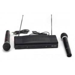 Karaoke stoties komplektas + 2 385 belaidžiai mikrofonai